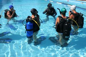 Cours de plongée à québec